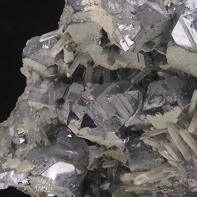 Wonderful Quartz-Chalcopyrite-Galena-Kruahev Dol mine-Madan Bulgaria