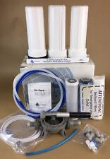EMERGENCY SURVIVAL LIVING WATER FILTER PURIFICATION SYSTEM BOSWORTH GUZZLER PUMP