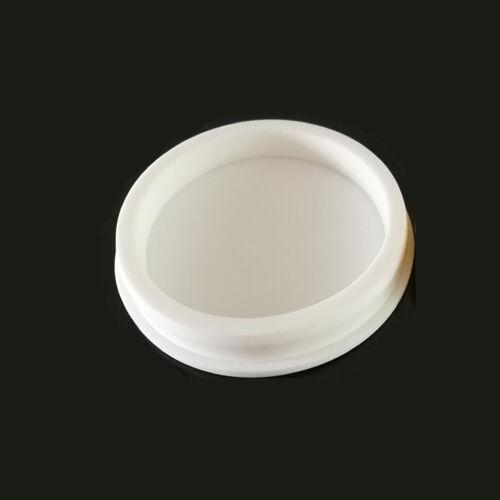 Weiß Abdeckstopfen Blindstopfen Silikon Abdeckkappen Lochkappen Ø36.3~191.5mm