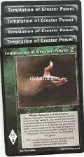 Temptation of Greater Power x5 KoT Jyhad Lot B