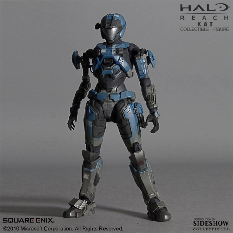 Halo Reach Spiel Kunst Kai No.6 Actionfigur Actionfigur Actionfigur KAT Neu UK Verkäufer 79ef73