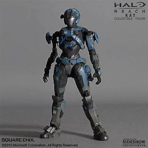 Halo-Reach-Gioco-Arti-Kai-No-6-Action-Figure-KAT-Nuovo-Venditore-UK