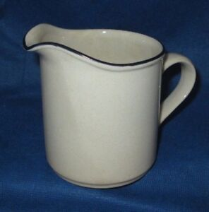 Ranmaru TREND ROSE Creamer (replacement dish) Blue band *have more ...