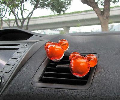 Air Freshener 2 PCS Perfume Diffuser for Auto Car