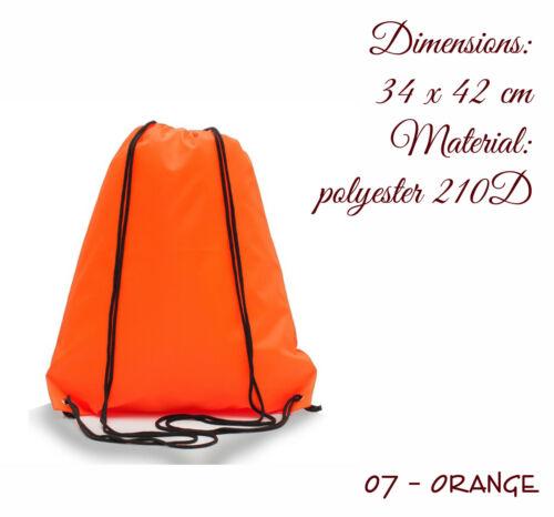 school bag *Drawstring Bag  Sports Gym  Swimming  Shoes  Shoulder Bag Backpack