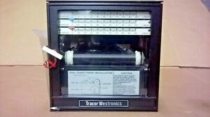Data Acquisition & Loggers Selfless Tracor Westronics T4e2 3-pen Recorder