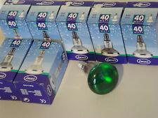 Ampoule réflecteur spot R 50 vert LEUCI Sudron E14 40W 230V NEUF