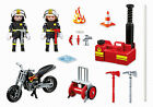 PLAYMOBIL City Action Firefighters With Water Pump 5365