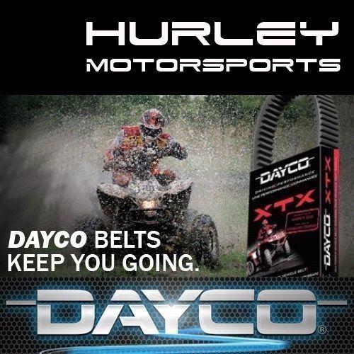 "DAYCO /""XTX/"" Series ATV//UTV Belt XTX2251 Polaris RZR 900 XP for 2011 3211142"