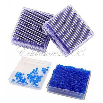 New 2x Silica Gel Desiccant Humidity Moisture Absorb Box Reusable Packing Supply