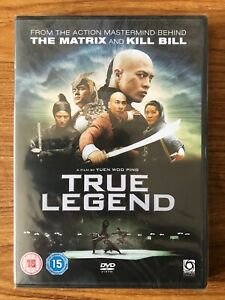 True-Legend-DVD-2010-New-And-Sealed
