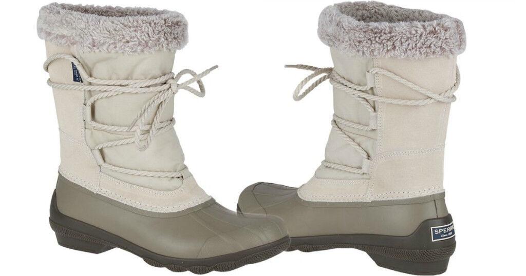 Sperry Top-Sider Para Mujer Syren Syren Syren estrecho de avena botas talla 10  precios mas baratos