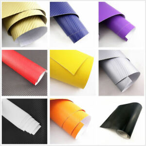 Auto-3D-4D-Carbon-Fiber-Vinyl-Car-Wrap-Sheet-Roll-Film-Sticker-Decal-Paper-DIY