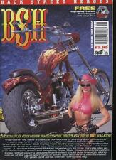 BSH THE EUROPEAN CUSTOM BIKE MAGAZINE - June 2001