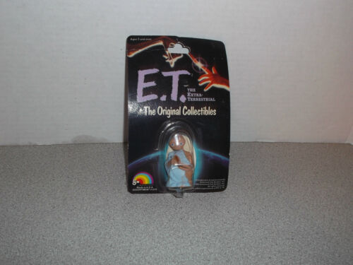 The Extra Terrestrial Original Collectibles NIP Vintage 1982 LJN Figure E.T
