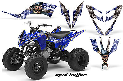 AMR RACING GRAPHICS STICKER KIT YAMAHA RAPTOR 250 QUAD