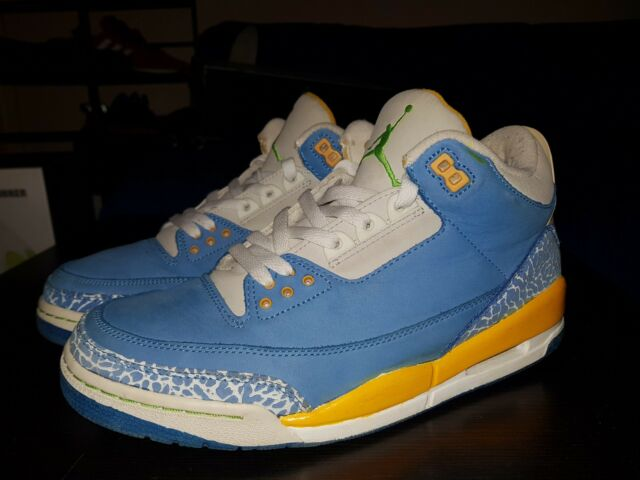 f12201ec4a5a47 Nike Air Jordan 3 III DTRT  Do The Right Thing  - Sz 9 US .. yeezy ...