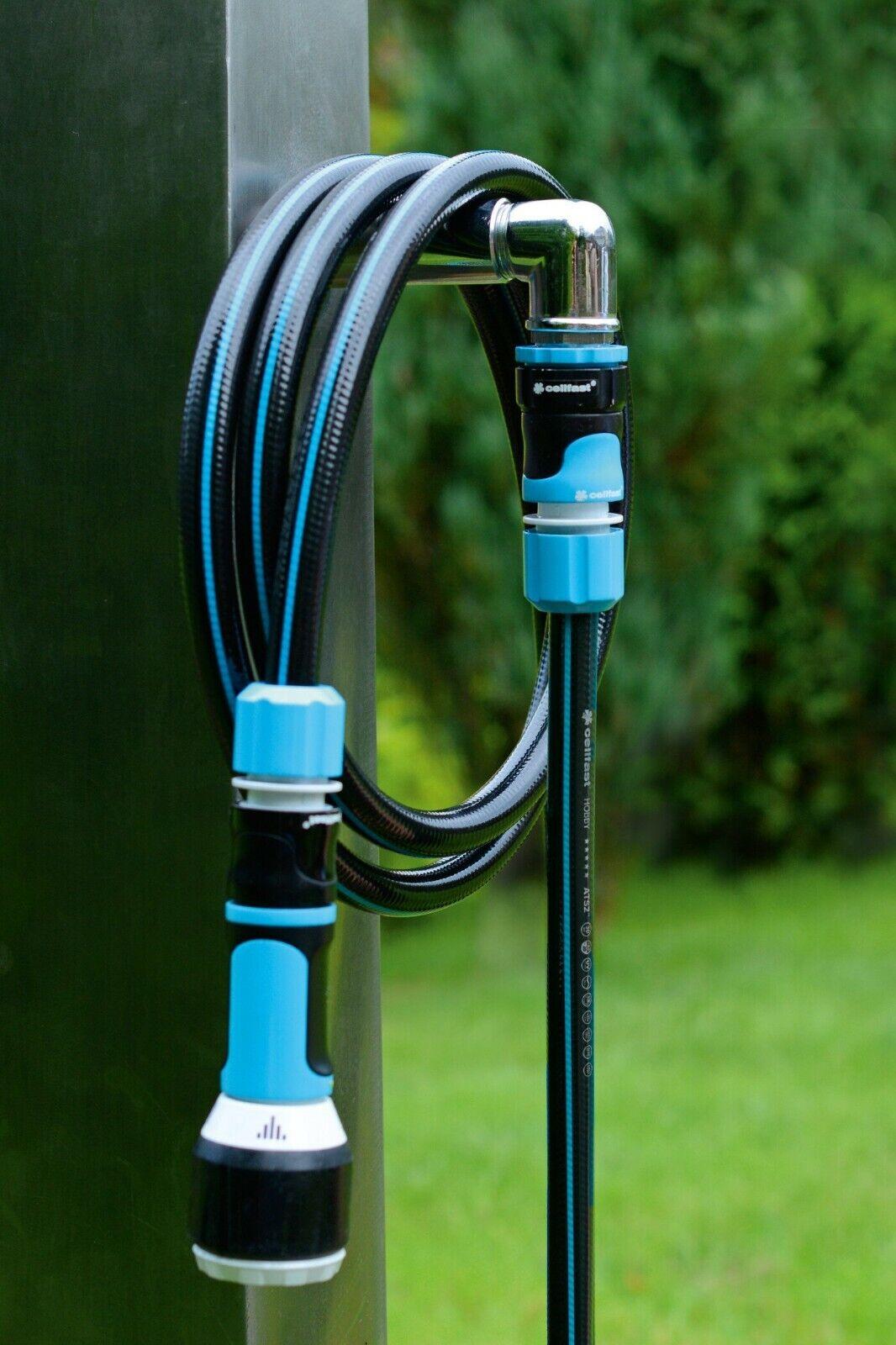 Hose Pipe Set Garden Water Accessories 20 m 1/2