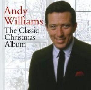 Andy-Williams-el-clasico-album-de-Navidad-CD-NUEVO