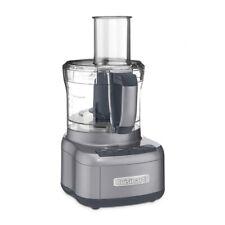 Cuisinart Elemental 8 Cup Chopper Food Processor, Gray (Certified Refurbished)