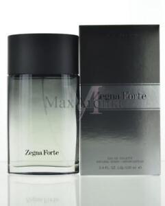 Ermenegildo Zegna Zegna Forte Eau De Toilette 3.4 Oz 100ml For Men ... 56f438b884c