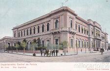 * ARGENTINA - Buenos Aires - Departamento Central de Policia
