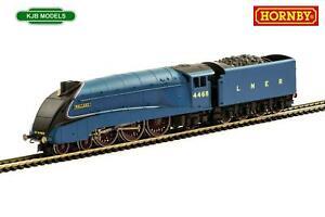 BNIB OO Gauge Hornby R3395TTS LNER, A4 Class, 4-6-2, 4468 'Mallard' DCC Sound