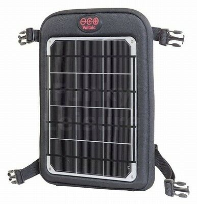 Voltaic Fuse 6W Portable Solar Charger Pouch for Backpacks