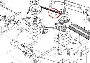 Westwood 91.4cm 2 Blade Manuel S/'Engager Courroie D/'Entraînement T1200 Agro