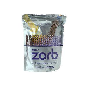 Dyson Zorb 750g Dry Carpet Cleaning Maintenance Powder Ebay