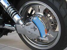 Kawasaki Mean Streak Chrome License Plate Mount