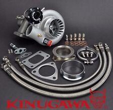 "Kinugawa Turbo FOR  3"" TD05H-20G Anti Surge w/ T3 8cm V-Band Nissan TB42 TB45"