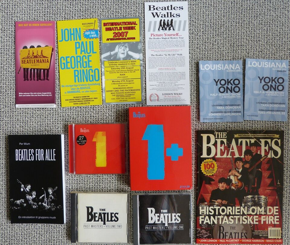 The Beatles: The Beatles lot, rock