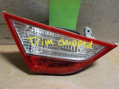 n0762_DRIVER LEFT HALOGEN OEM HYUNDAI SONATA 11-14 INNER TAIL LIGHT [N0762] | eBay