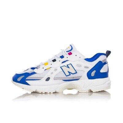 NEW BALANCE 827 ML827AAP WHITE sneaker uomo pelle bianca casual 992 997 991 como