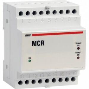 Relè di controllo da barra DIN MCR048 VEMER VP813000
