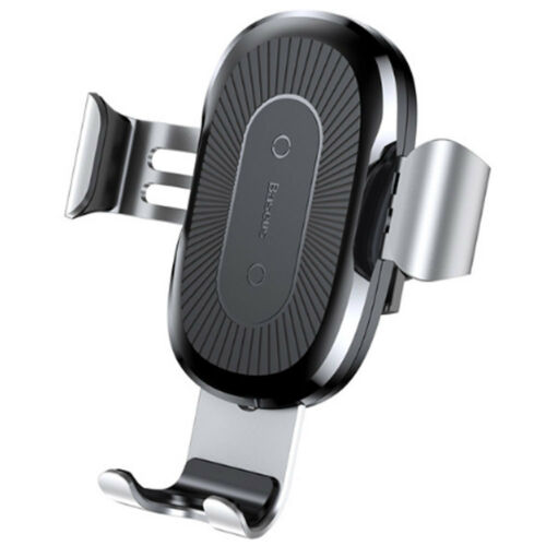 Supporto auto automobile BASEUS Samsung Galaxy S8 S9 Plus ricarica Wireless SPW