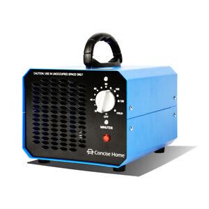 Commercial Ozone Generator 10G Industrial O3 Air Purifier Deodorizer Sterilizer