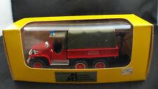 MMT  ◊ GMC  Torpedo Service Incendie pompier ◊ 1/50