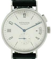 Nomos Glashütte Tangomat GMT Automatik Time Zones ⌀ 40mm klassische Herrenuhr