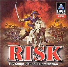 Risk CD-ROM Jewel Case (PC, 1997)