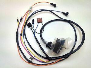 1968 1969 chevelle el camino engine wiring harness warning lights rh ebay ie 1969 chevelle engine wiring harness