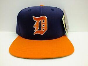 American Needle MLB Detroit Tigers Star Child Snapback Cap black gray orange