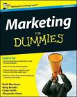 Marketing For Dummies von Alexander Watson Hiam, Craig Smith, Ruth Mortimer und Gregory Brooks (2012, Taschenbuch)