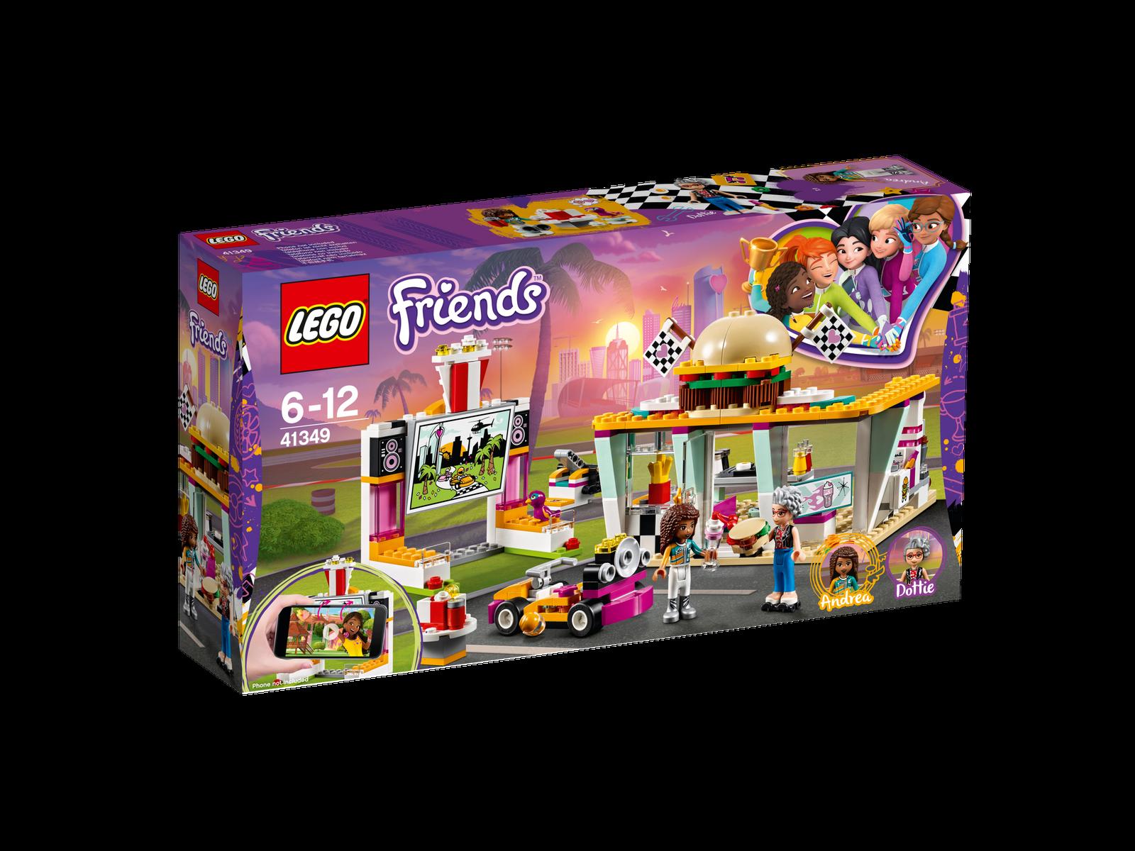 LEGO® Friends 41349 Burgerladen NEU OVP_ Drifting Diner NEW MISB NRFB