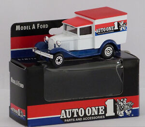 Matchbox-Superfast-mb38-Ford-A-Van-Auto-One-Australien-Edition