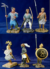 Frontline Figures: AC.6 - Warriors of the Ancient World (6 Different Soldiers)