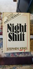Night Shift by Stephen King (1993, Hardcover)