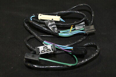 67 68 cadillac deville automatic headlight dimmer guidematic wiring harness    ebay  ebay