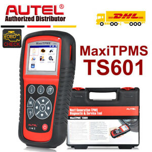 AUTEL MaxiTPMS TS601 Herramienta Diagnóstico Sensor TPMS ECU Programm Sensor obd